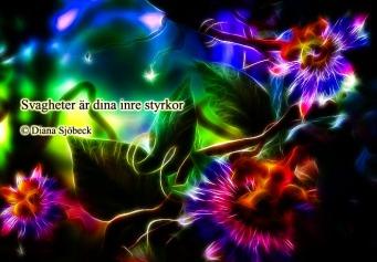 Svagheter är dina inre styrkor