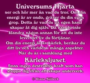Universums hjärta